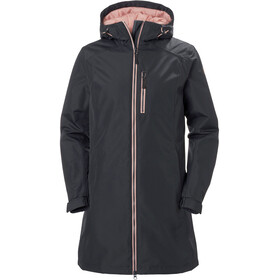 Helly Hansen Long Belfast Winterjacke Damen ebony